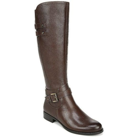 NWOB Naturalizer High Shaft Riding Boots